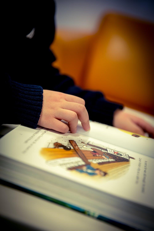 nauka czytania sylabami